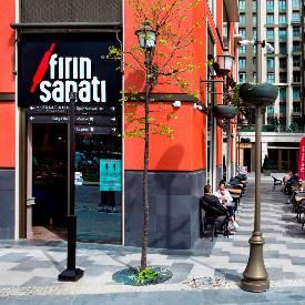 Alışveriş Sokağı'mızda Fırın Sanatı açıldı.