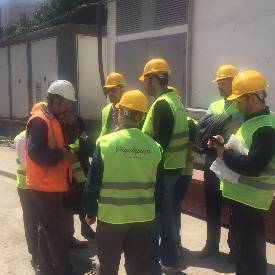 İstanbul Aydın Üniversitesi 'Marka Şehirler Akademisi Yüksek Lisans Programı' inşaat sahamızı ziyarette bulundu. Şantiye gezisinin ardından misafirlerimiz Sayın Adnan Polat ve Genel Müdürümüz Kaan Yücel eşliğinde satış ofisimizde proje hakkında bilgi aldı.
