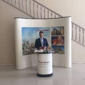 Kaya Thermal Otel'de düzenlenen İzmir Kentsel Dönüşüm ve Stratejik Yaklaşımlar Kurultayı'ndaydık.