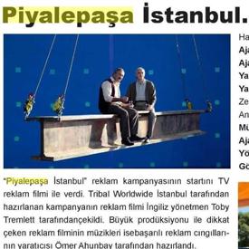 Marketing Europe & Anatolia Dergisi