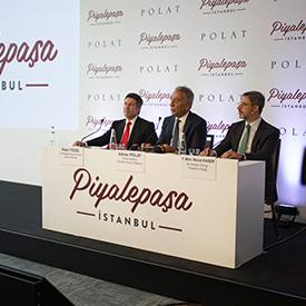 Piyalepaşa İstanbul lansmanı satış ofisimizde yapıldı.