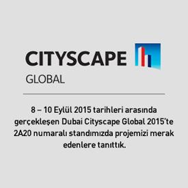 Piyalepaşa İstanbul, Dubai Cityscape Global 2015'te de büyük ilgi topladı.