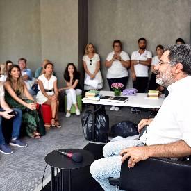 Piyalepaşa İstanbul Sahaf Günleri Ahmet Ümit Söyleşisiyle Kapılarını Açtı