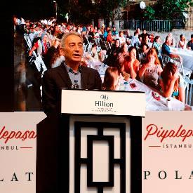 Piyalepaşa İstanbul'da hak sahipleri kura çekimiyle dairelerine kavuştu!