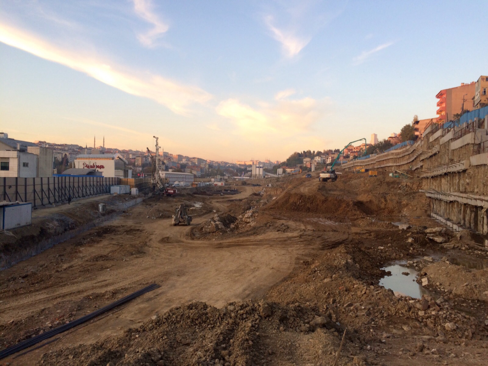 piyalepaşa inşaat fotoğrafları